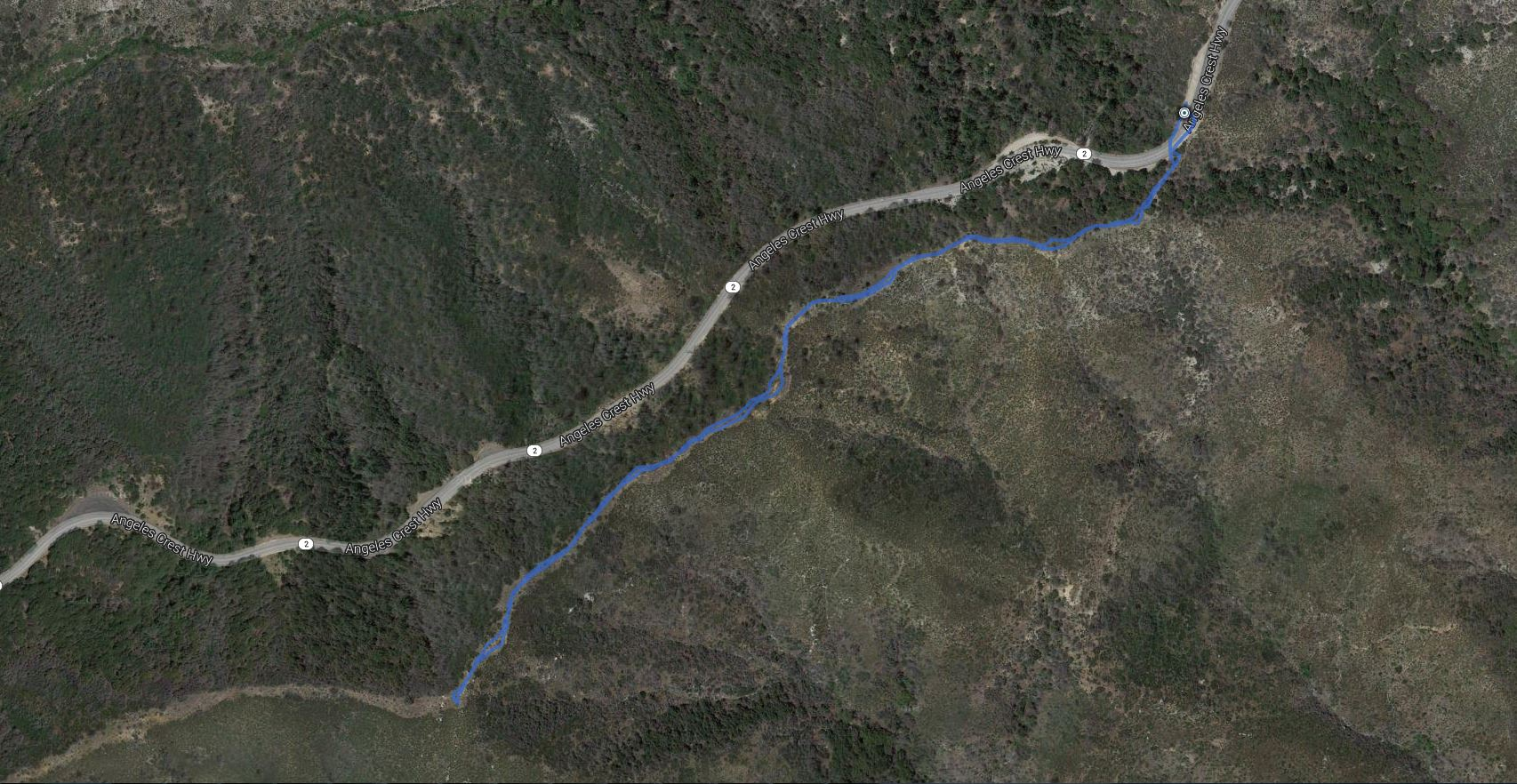 Mount Sally – GPS Track
