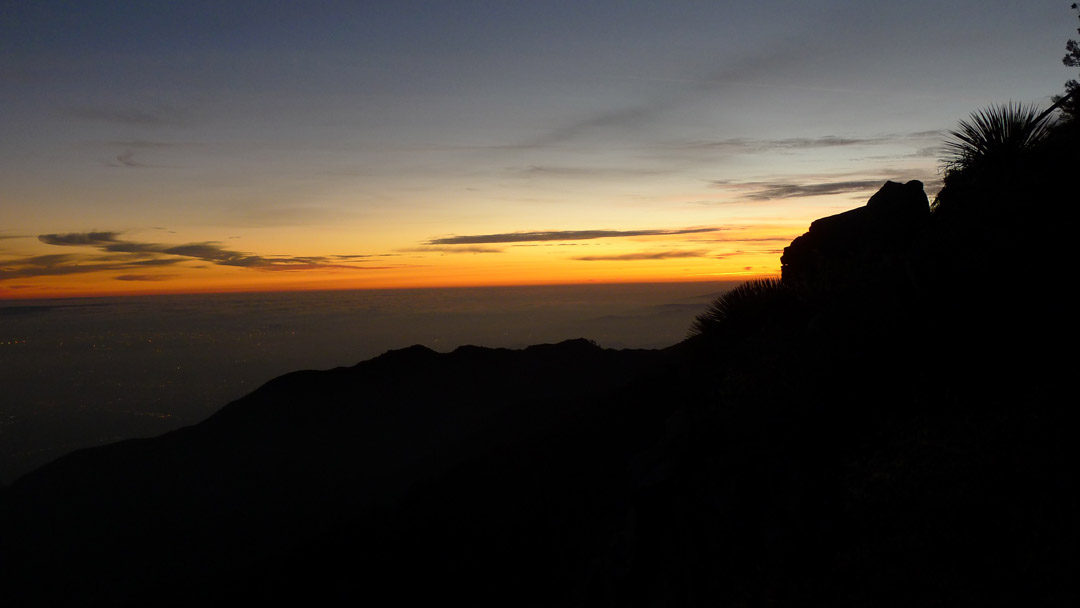 Occidental Peak – Photo Gallery
