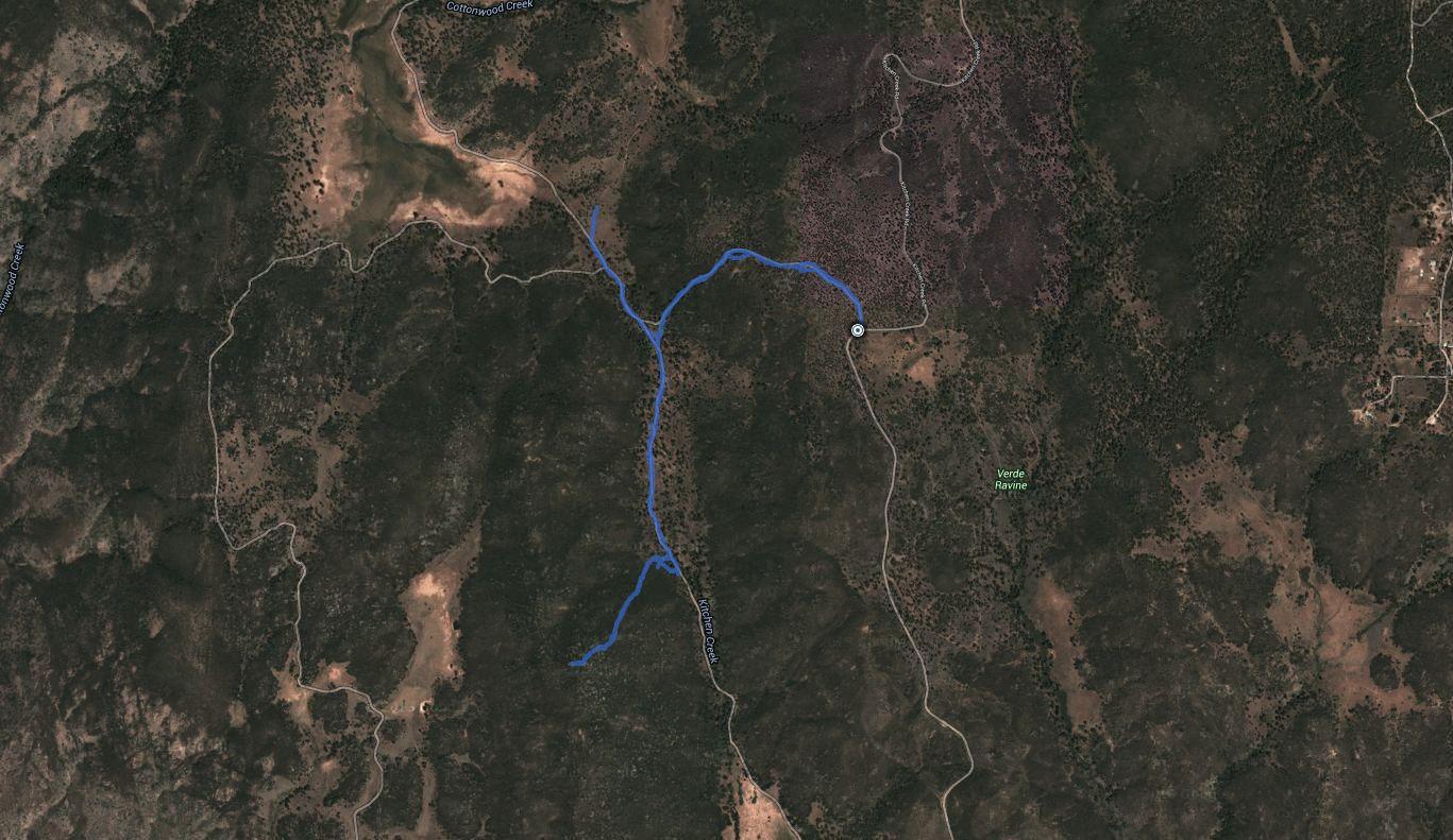 Sheephead Mountain – GPS Track