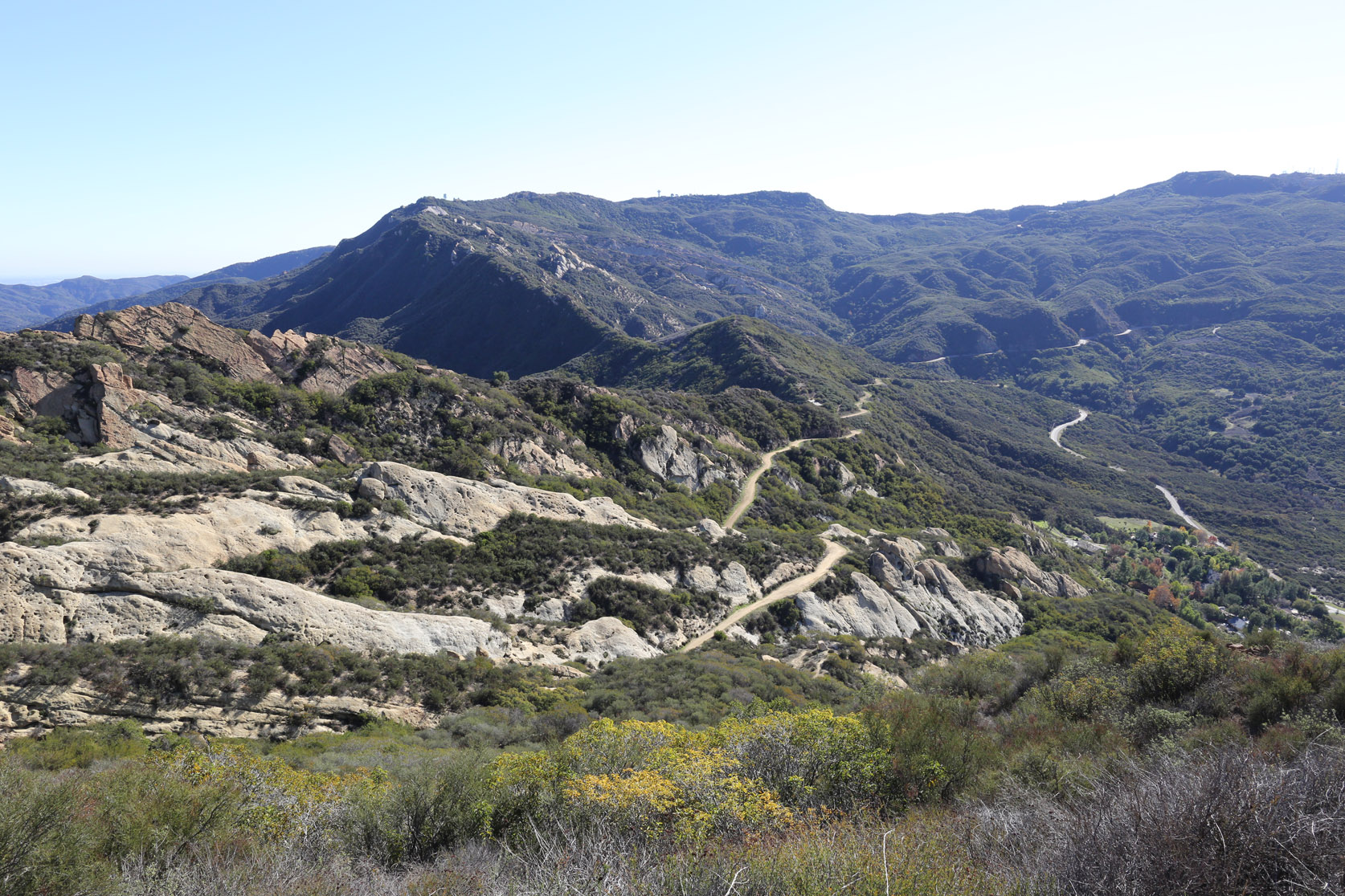 Calabasas Peak – Photo Gallery