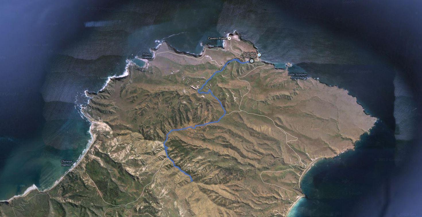 El Montanon – GPS Track