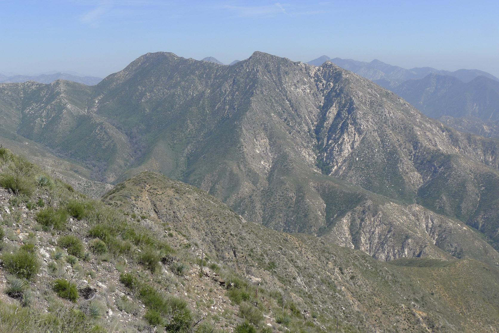 Mendenhall Peak, Mount McKinley (4,926′), Iron Mountain (5,636′) – Photo Gallery