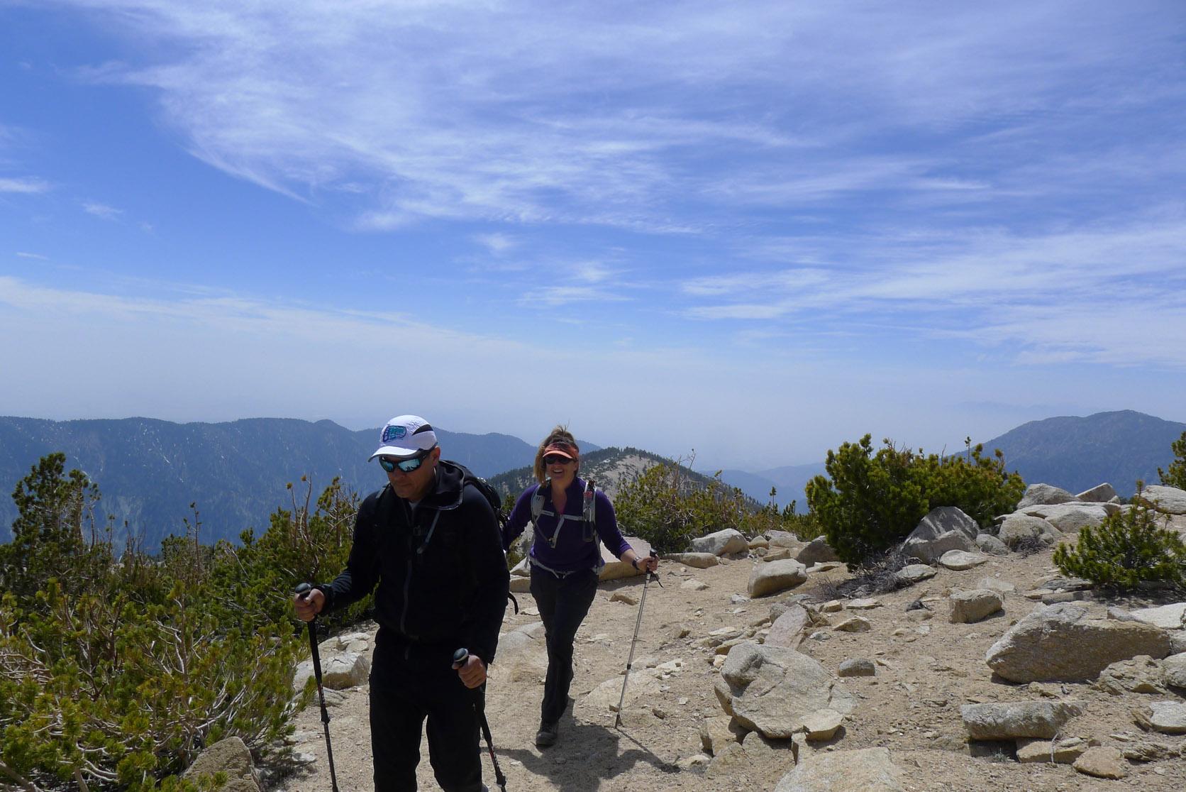 Mt. San Gorgonio, Jepson Pk, Charlton Pk, Little Charlton Pk – Photo Gallery