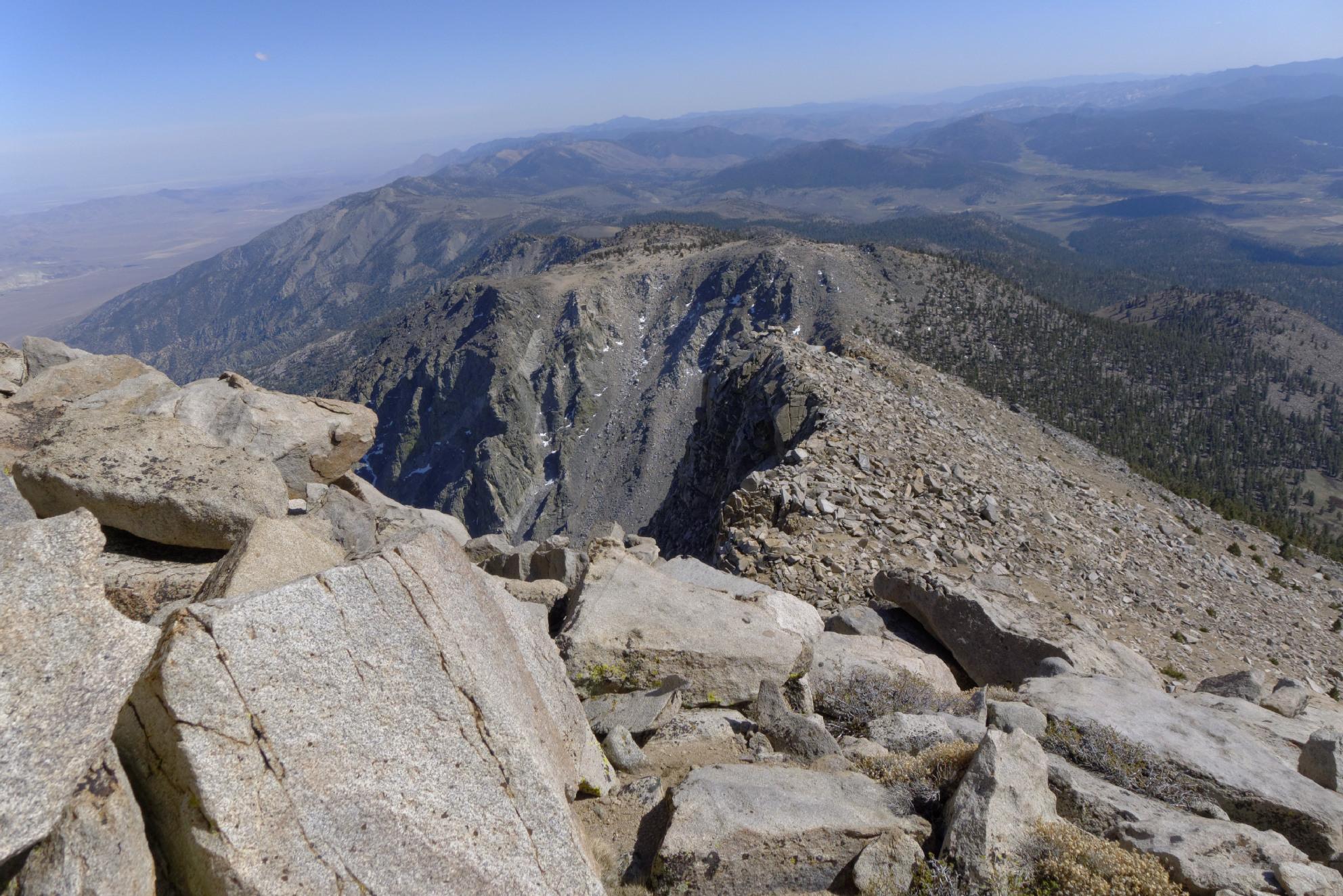Olancha Peak – Photo Gallery