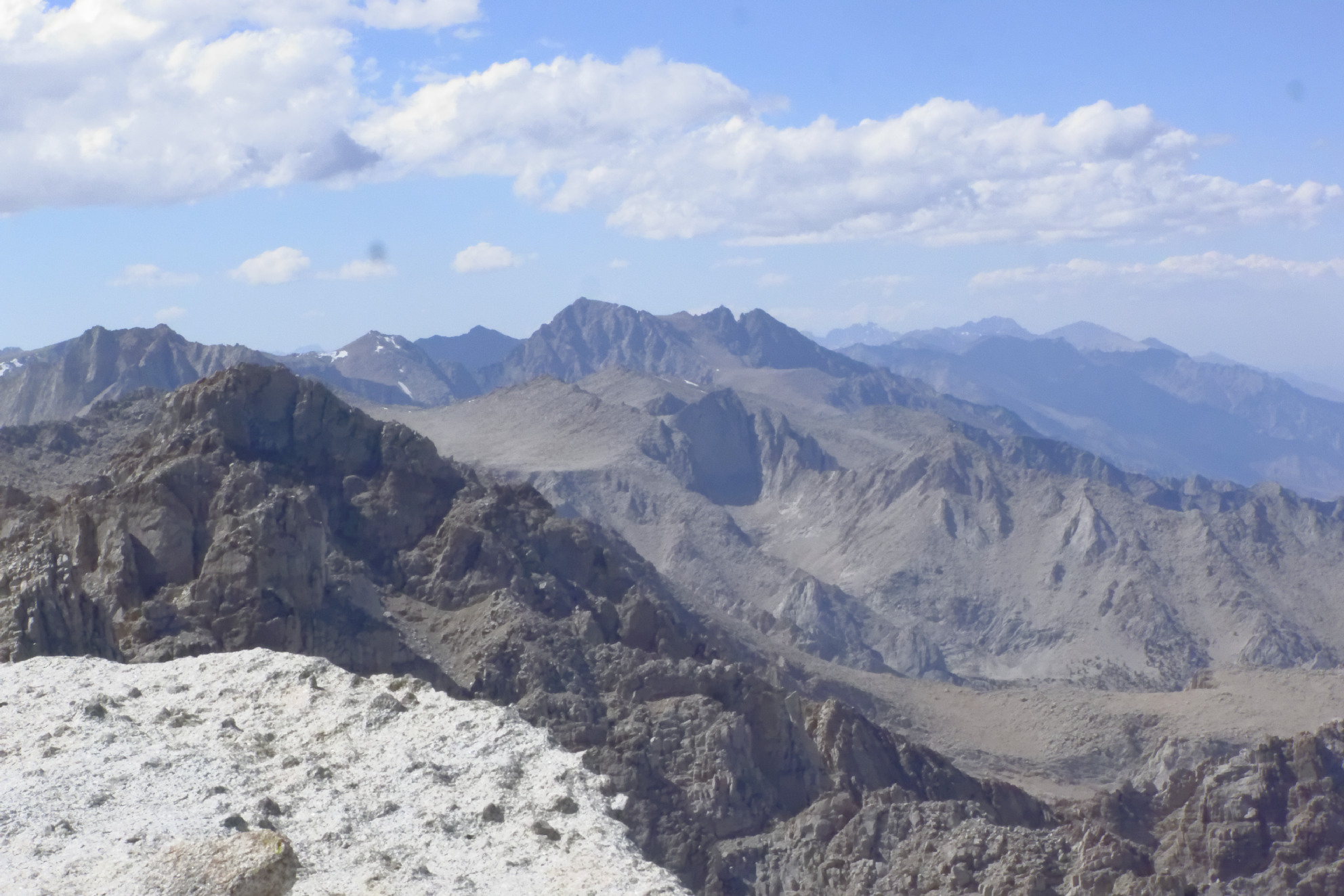 Mount Langley, Cirque Peak – Photo Gallery