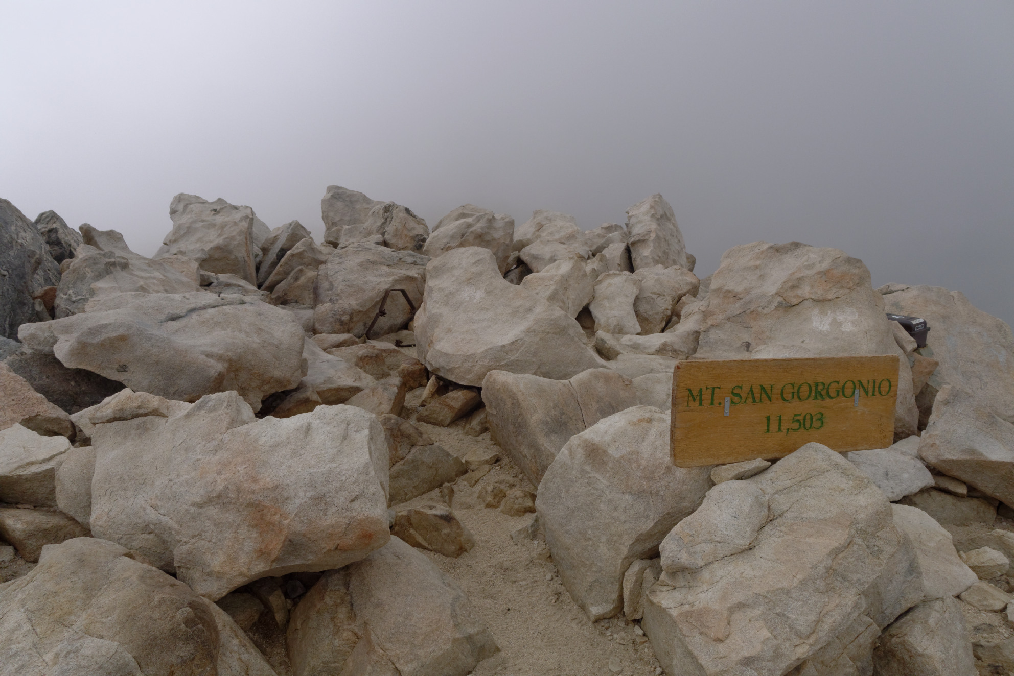 San Gorgonio Mtn via Fish Creek – Photo Gallery