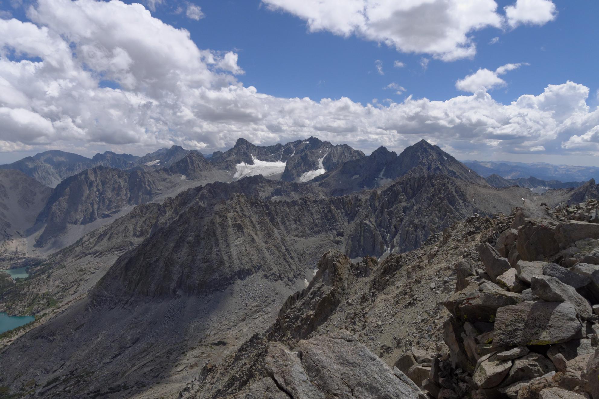 Cloudripper, Vagabond Peak, Peak 13,112′ – Photo Gallery