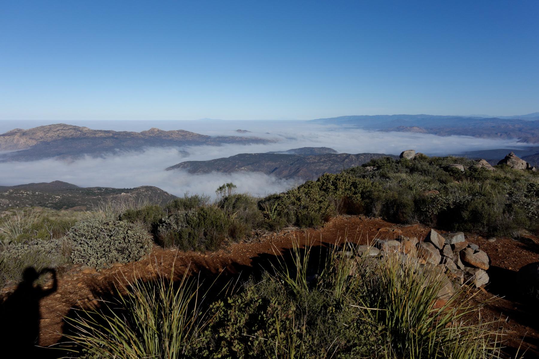Viejas Mountain – Photo Gallery