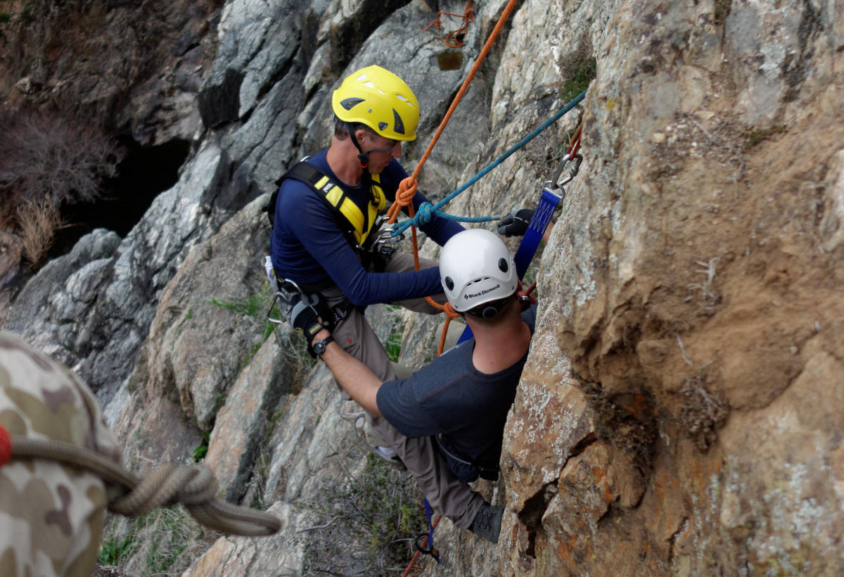 Technical Rope Rescue – NFPA Technician Course