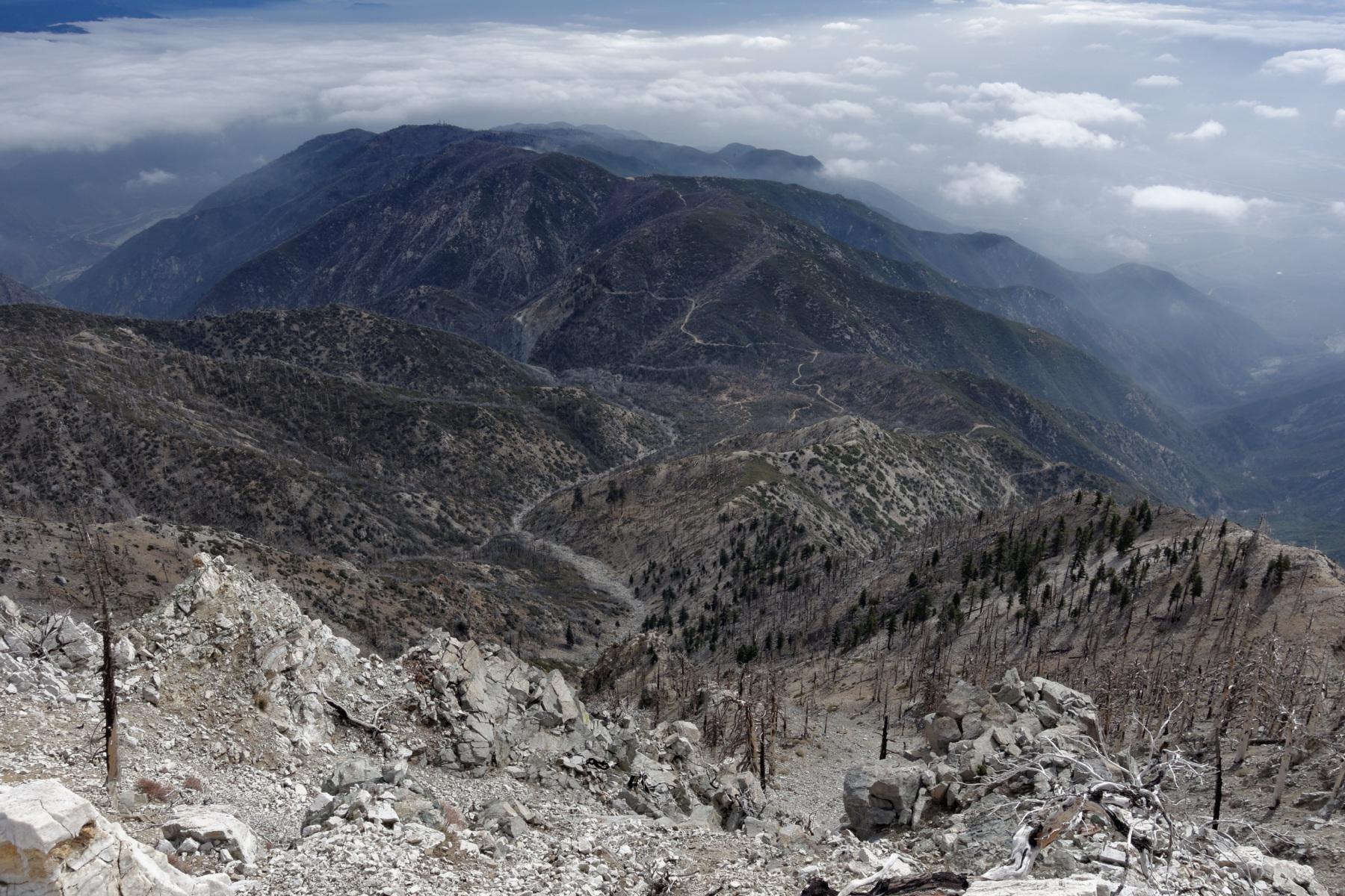 Etiwanda Peak – Photo Gallery