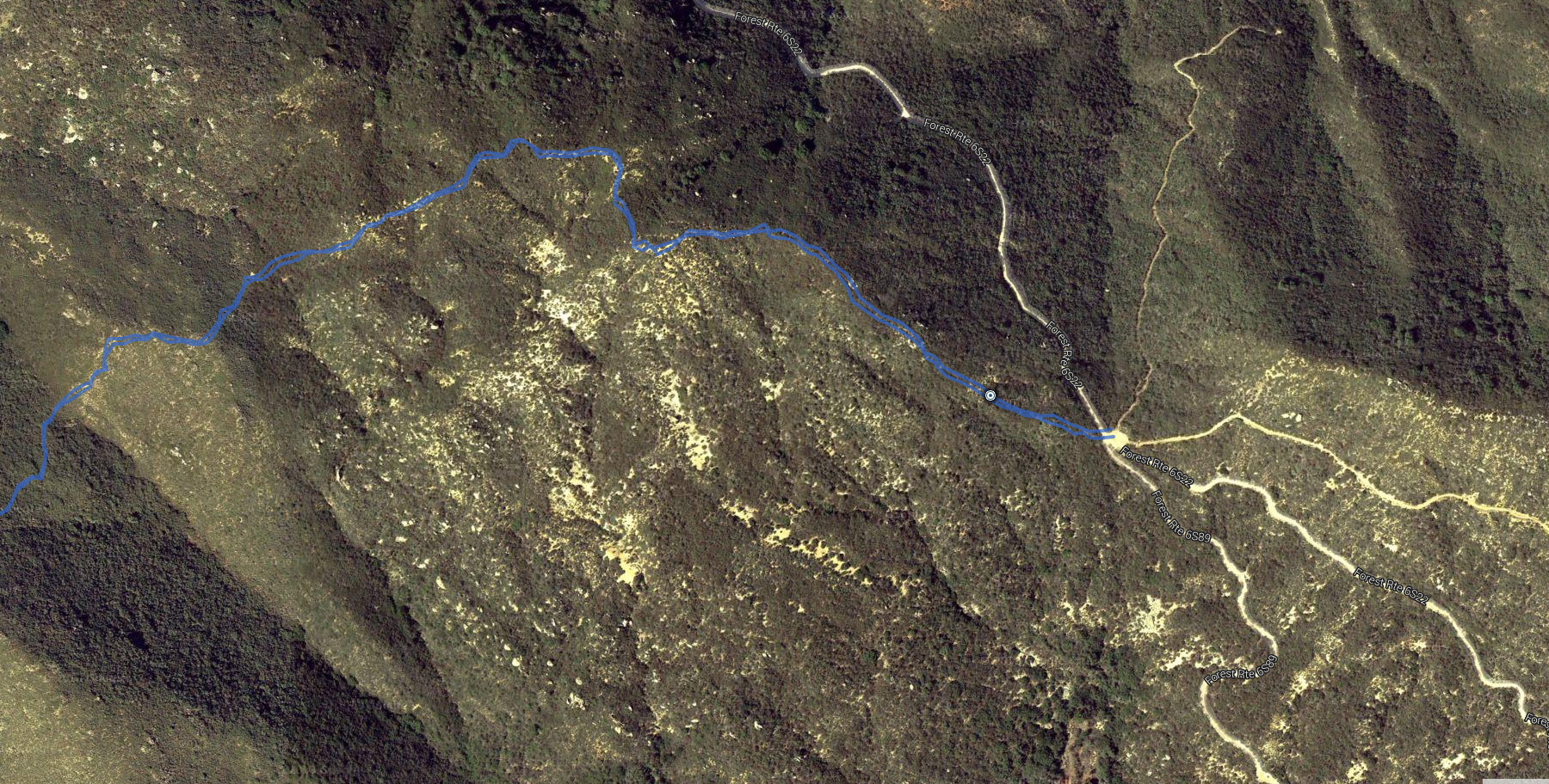 Little Cahuilla – GPS Track