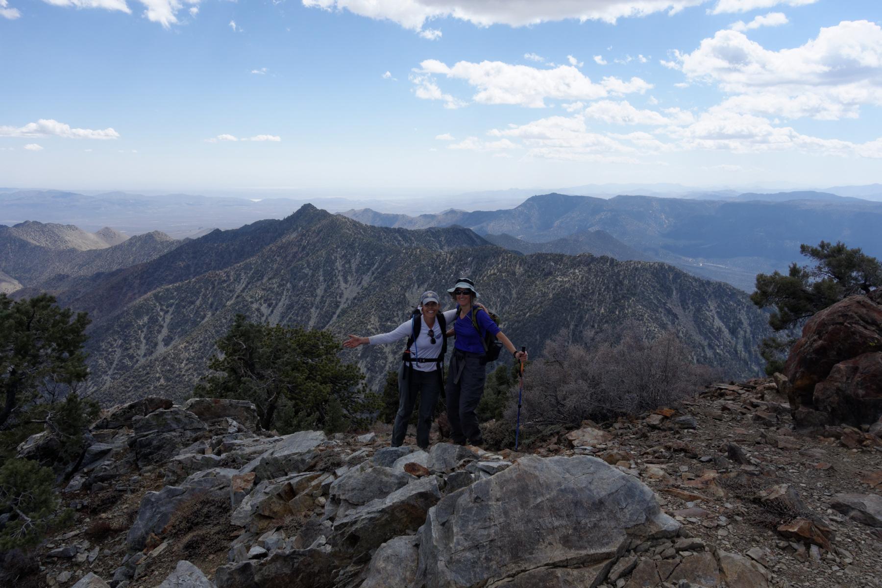 Owens Peak – Photo Gallery