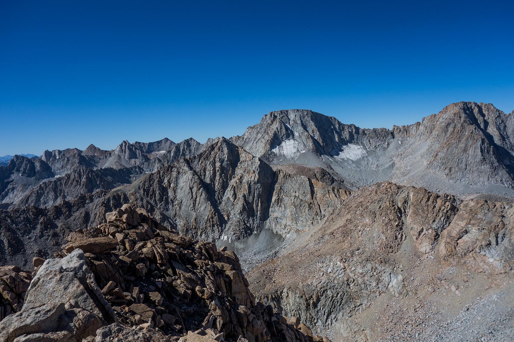 Lamarck Col HP (Peak 13172) – Photo Gallery