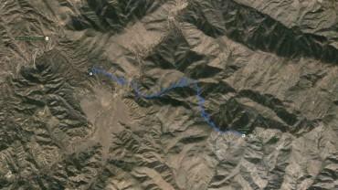San Rafael Peak – GPS Track