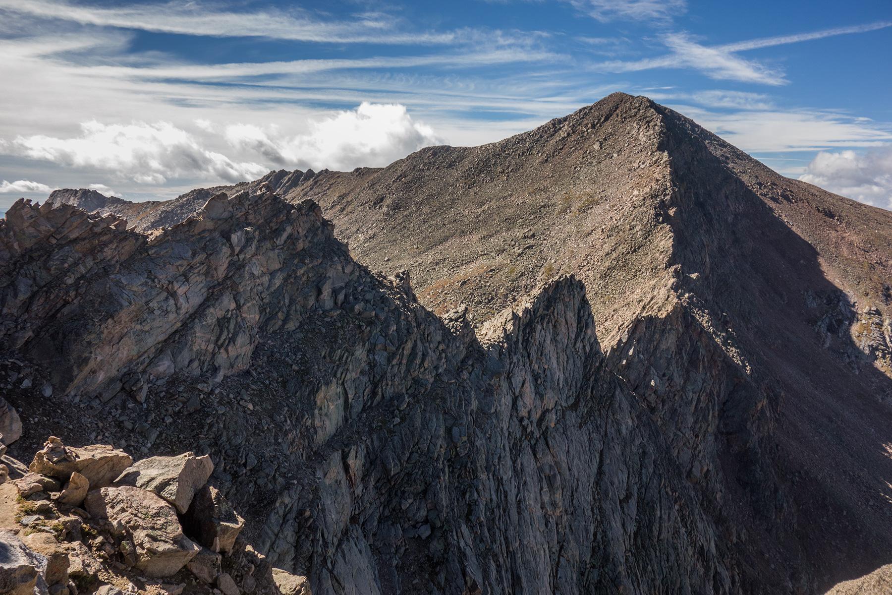 Mount Bierstadt, West Evans, Mount Evans (CO) – Photo Gallery