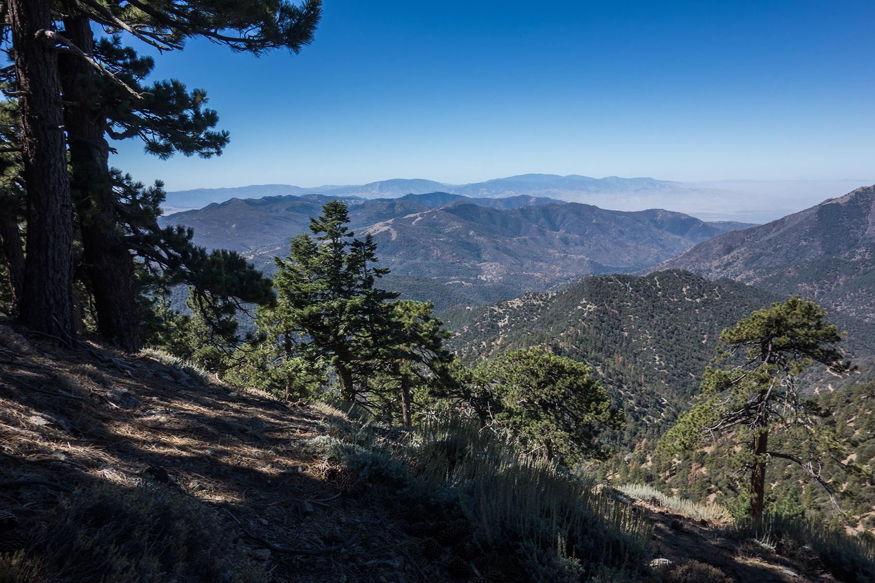 Tehachapi Mountain, Double Mountain – Photo Gallery