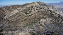 South White Mountain, White Mountain (San Bernardino) – Photo Gallery
