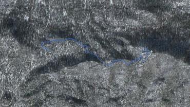 Bertha Peak – GPS Track