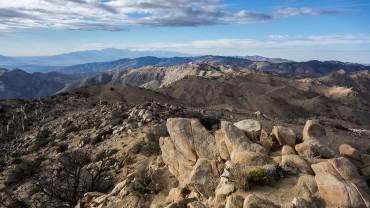 Bernard Peak, Little Berdoo Peak – Photo Gallery