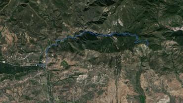 Santa Paula Peak – GPS Track