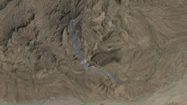 Little Chuckwalla Mountains HP – GPS Track
