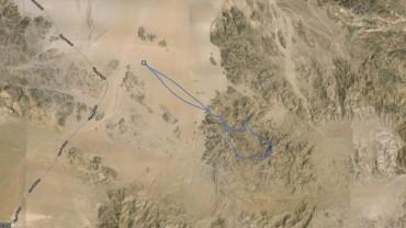 Cuatro BM, Peak 3994, Peak 3418 – GPS Track