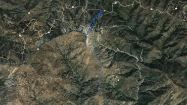Baden Powel, Ross Mountain – GPS Track
