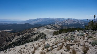 San Joaquin Mountain – Photo Gallery