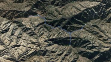 Sewart Mtn, White Mtn, Cobblestone Mtn – GPS Track