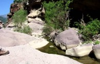 Tar Creek, Between Second and Third Falls – Trail Video
